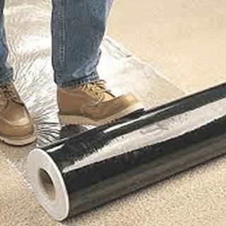 Carpet Cover (Bescherming van Tapijt)